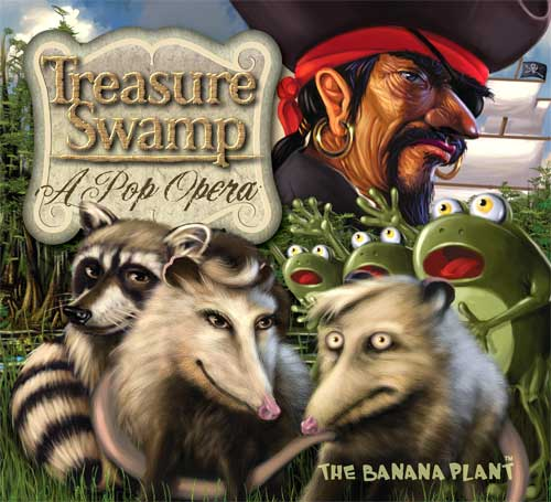 treasure swamp a pop opera